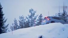 2019款斯巴鲁XV雪地测试