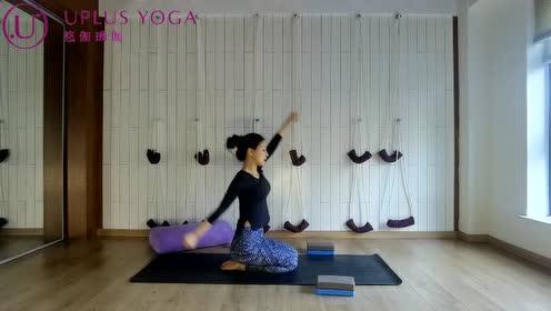开肩开胯瑜伽-佳妮老师