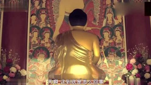 女孩天生拥有神力,竟让佛祖面壁思过,跳钢管舞钢管直接掰弯!