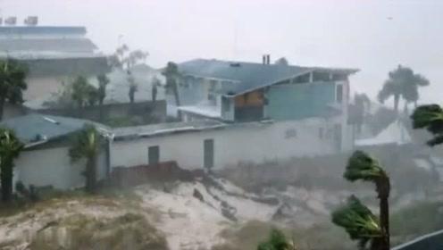 12级台风登陆珠海!几段视频告诉你,破坏力有多强