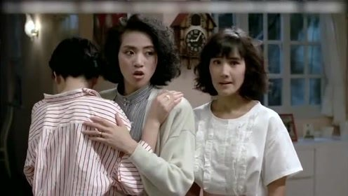 电影:曾志伟和小姨子演戏,没想到假刀被换成了真刀,这段笑翻了