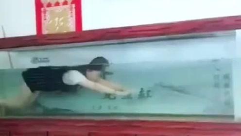 30万娶的傻媳妇,整天都在鱼缸里游泳,现在退货还来得及吗?