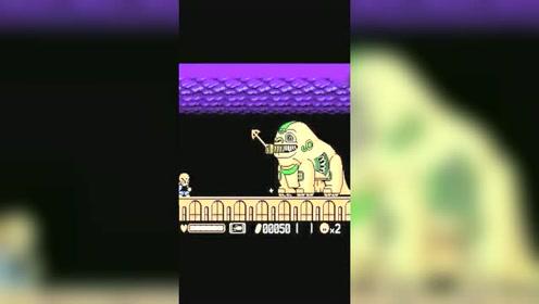游戏视频:毁童年系列之三眼神童(世界纪录最快通关)终极*oss