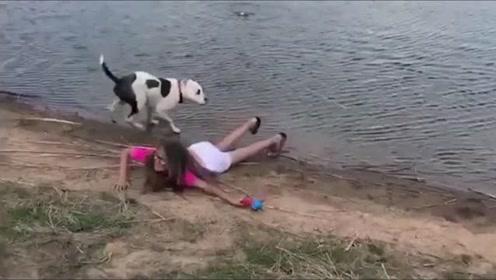 天天搞笑视频:生活总是有意外(六)