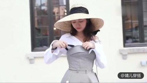 浪漫假期时尚穿搭,法式度假风穿搭法则