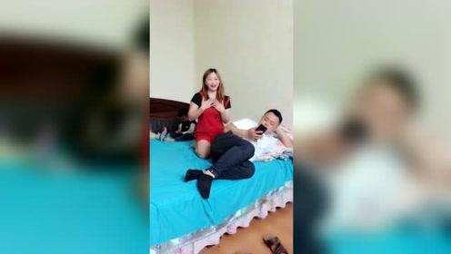 生活中有多少夫妻如视频一样,两口子走在一起不容易,珍惜彼此吧!