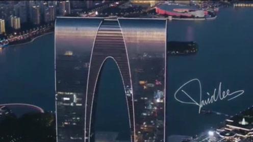 航拍中国100个城市合集-5