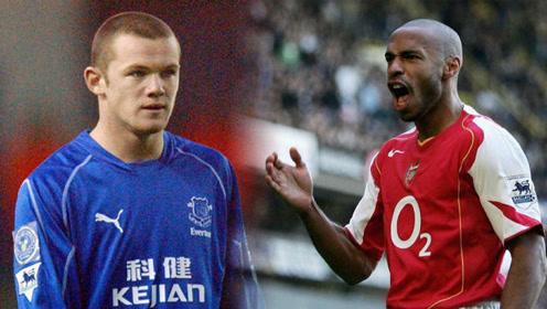 亨利、鲁尼领衔,英超史上十月最佳进球