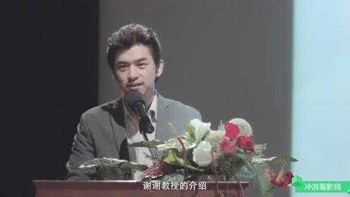 去泰国讲座,陈志彬教授就有了仰慕者,难道是一见钟情