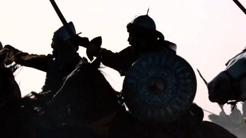 排名第一的史诗级背景音乐Victory,宏大的古代战争场面剪辑!