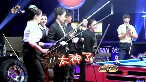 精彩回顾-潘晓婷不愧是体育界的女神,对手直接不想打了!
