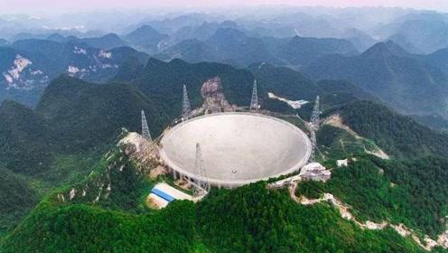 """中国天眼成旅游景点,外国这个曾经的""""天眼"""",却成了垃圾场!"""