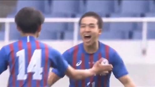 日本第99届高中足球联赛落幕!世界波挑射、点球大战,这比赛比中超还精彩