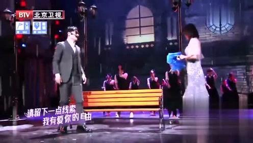 跨界歌王:严屹宽动情演绎张学友金曲,复古情调感染全场!