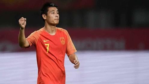 这就是他为什么能去西甲踢球的理由!武磊完美跑位高速前插铲射破门