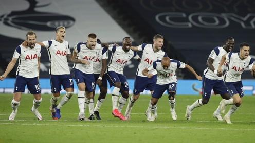 英联杯-维尔纳破门拉梅拉扳平 热刺点球6-5淘汰切尔西