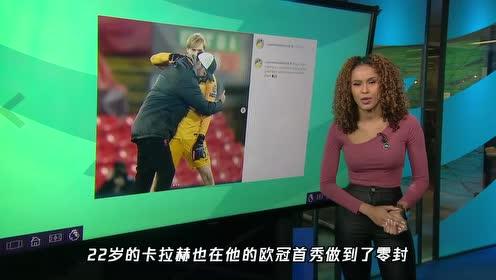 英超社媒新动态:红军小将庆祝欧冠处子球 希门尼斯致谢球迷问候