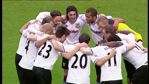一首一尾送大礼葬送胜利果实 09-10赛季曼城3-3被伯恩利逼平