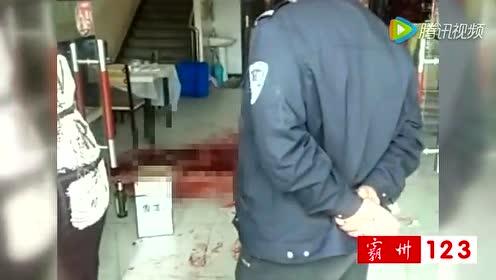 胜芳一饭店门口现命案,警方发布协查通告