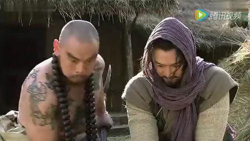 杨志大战鲁智深 宝刀对禅杖谁更厉害呢