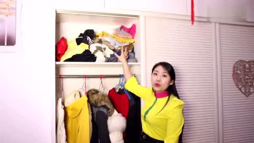 生活小窍门:巧妙整理大衣柜