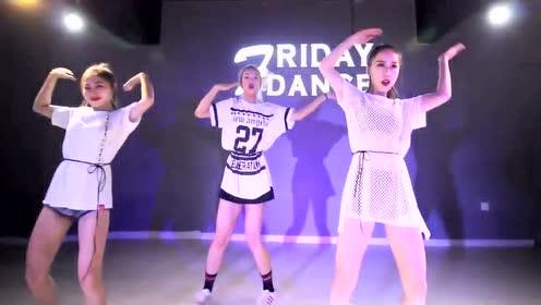 街舞爵士舞 最新舞蹈《TT》跳的真好