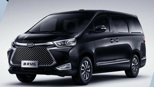 """被称为国产的""""埃尔法"""",江淮高端商务MPV上市竞争GL8,价格有点贵"""