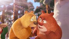 熊出没鬼畜魔音版:任性光头强就是不吃红萝卜大叫熊大熊二放开我