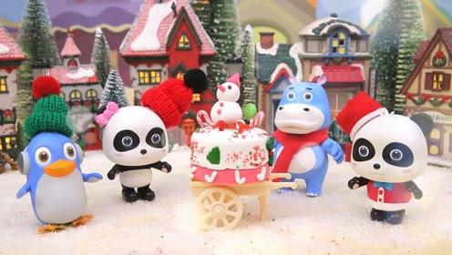 第55集 圣诞老人的惊喜礼物,小朋友会收到什么
