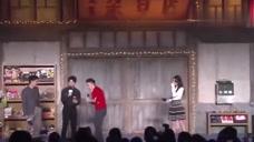 《解忧杂货店》发布会:董子健现场强吻王俊凯,小凯连忙躲避太搞笑