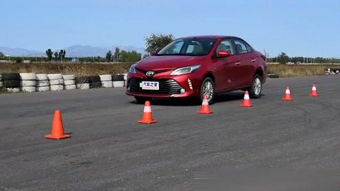汽车评测,丰田威驰性能到底怎么样,看完这个