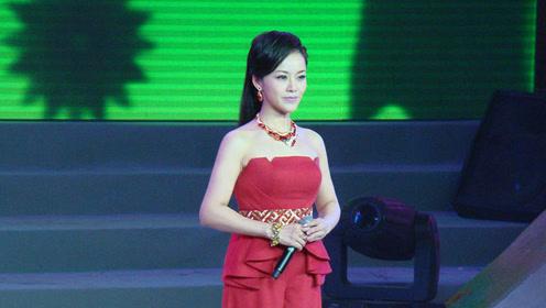 民族歌手陈笠笠一首《风中的承诺》这样的嗓音你喜欢不!