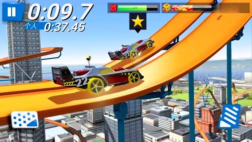 风火轮之极速狂奔 速度赛车两秒出发