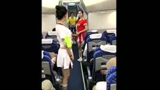 什么时候空姐的服装变得这么潮了?