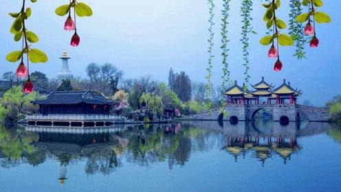 旅游|带你游扬州5a景区瘦西湖