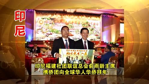 助力武术入奥团队向全球华人华侨拜新年