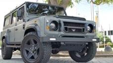 英国Land Rover卫士