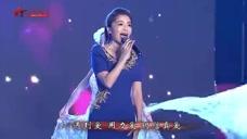 央视主持人朱迅演唱《挥着翅膀的女孩》这首歌太甜了