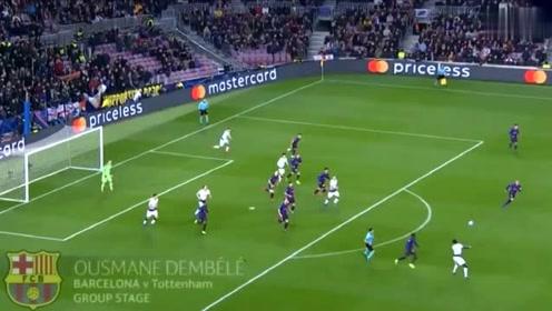 欧冠赛季十佳球:马内停转戏耍拜仁,梅西无解任意球C罗凌空斩