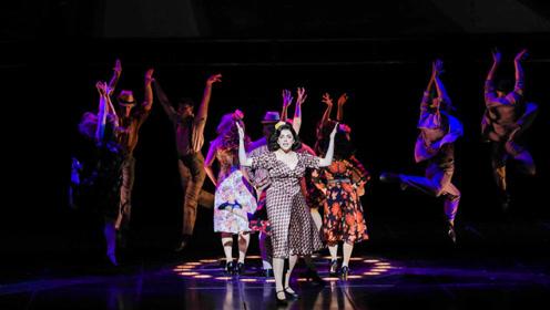 音乐剧《贝隆夫人》举办全国媒体发布会 史诗级