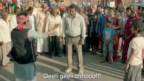 印度搞笑广告:意外总是来得很突然