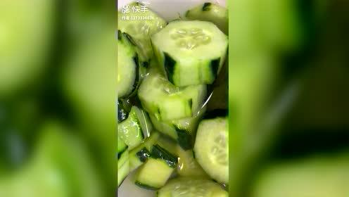 黄瓜减肥法第三天瘦了5 ⃣8 ⃣斤