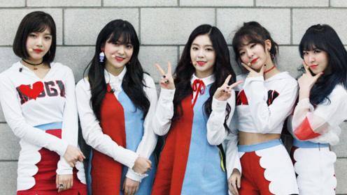 Red Velvet那些播放量超高的视频合集,第三个堪称