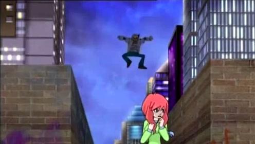 音迷:奈丽危险啊!有人偷袭,小姑娘快跑,大
