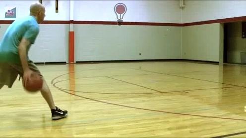 篮球新手:四种鬼魅的过人组合动作,教你轻轻松