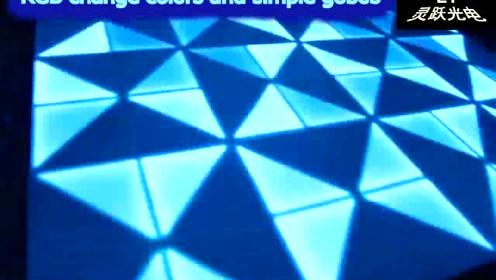 灵跃舞台灯光酒吧灯光LED地板砖