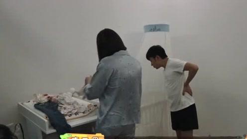 王祖蓝想尽快退休回家陪老婆女儿,比较担心女儿会遗传自己的大鼻子