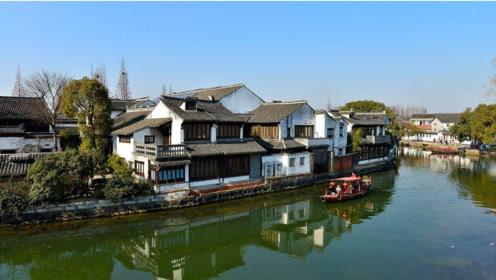 寻一处上海难得的清闲之地,没有商业化的安静古镇