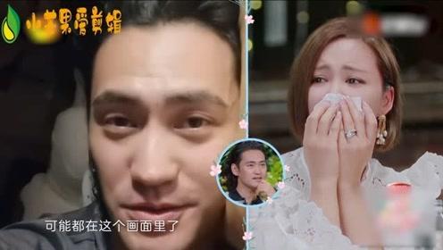 二婚张歆艺生活有多幸福,袁弘温馨录制视频告白,看到儿子泪崩