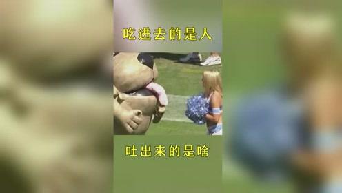 """外国体育吉祥物还会""""吞人"""",啦啦队队长""""消失""""了!"""